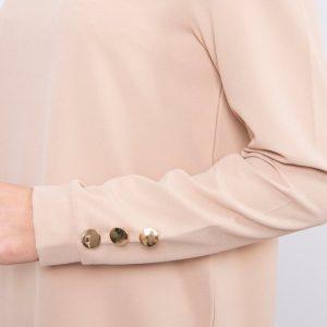 jurk met knopen 2