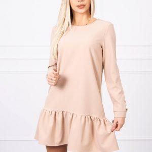 jurk met knopen 5